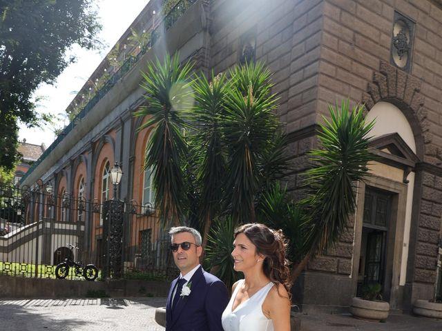 Il matrimonio di Marco e Ambra a Napoli, Napoli 50