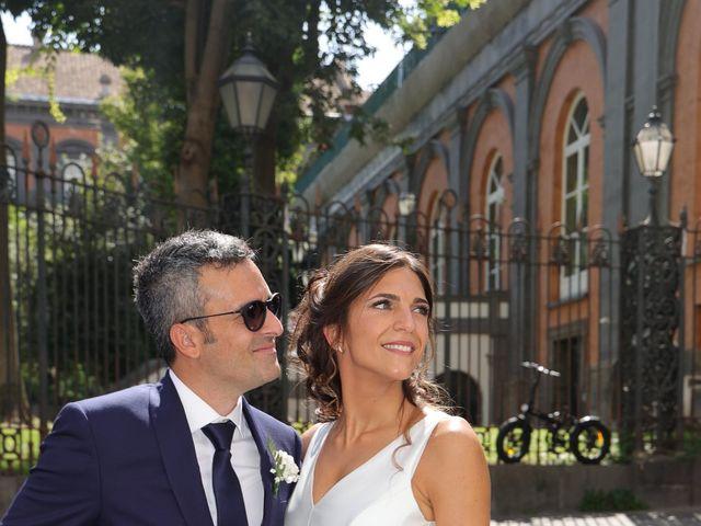 Il matrimonio di Marco e Ambra a Napoli, Napoli 51