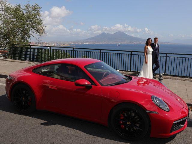 Il matrimonio di Marco e Ambra a Napoli, Napoli 56
