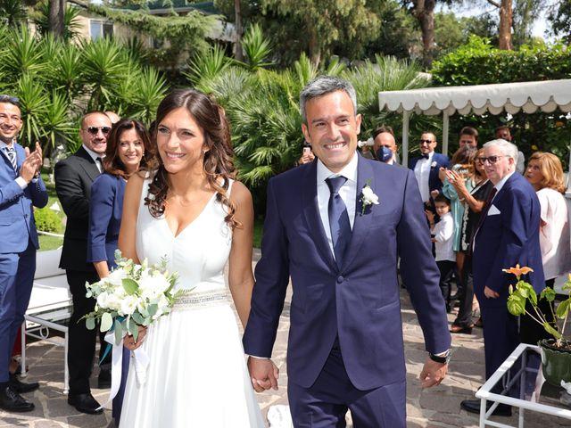 Il matrimonio di Marco e Ambra a Napoli, Napoli 57