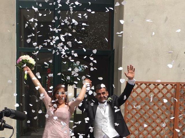 Il matrimonio di Rita e Giovanni a Pomigliano d'Arco, Napoli 1