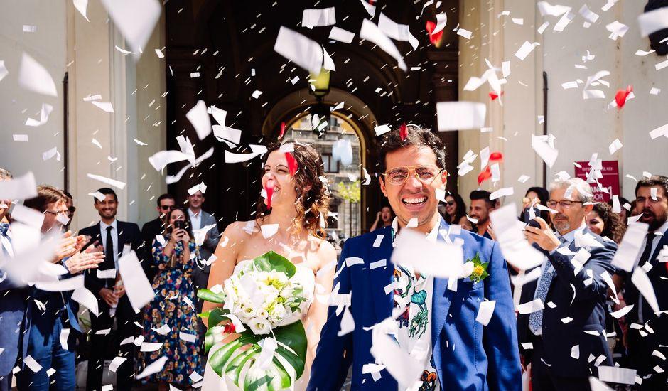Il matrimonio di Luis e Giovanna a Milano, Milano