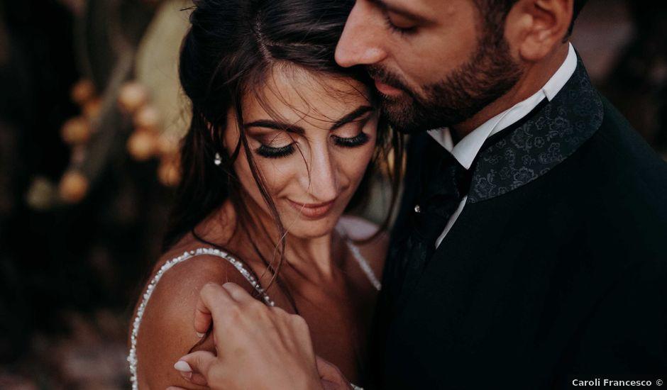 Il matrimonio di Mino e Alessia a Brindisi, Brindisi