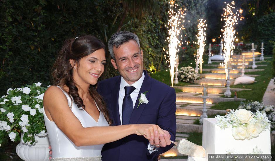 Il matrimonio di Marco e Ambra a Napoli, Napoli
