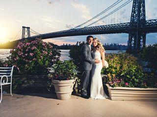 Le nozze di Silvya e Scott