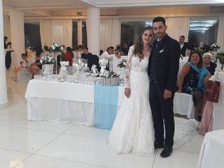 Le nozze di Maria Rosaria e Vincenzo