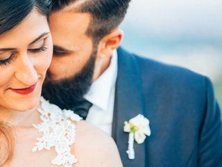 Le nozze di Pina e Marco