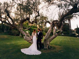 Le nozze di Maria Concetta e Daniel
