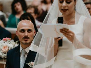 Le nozze di Paola e Jeremy 1