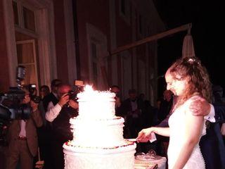 Le nozze di Michelle  e Juri 1