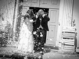 Le nozze di Michelle  e Juri