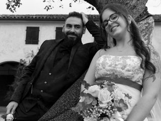 Le nozze di Marco e Lisa