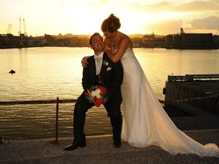 Le nozze di Denise e Gianluca