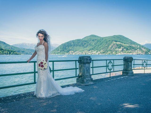 Il matrimonio di Salvatore e Eleonora a Tradate, Varese 13