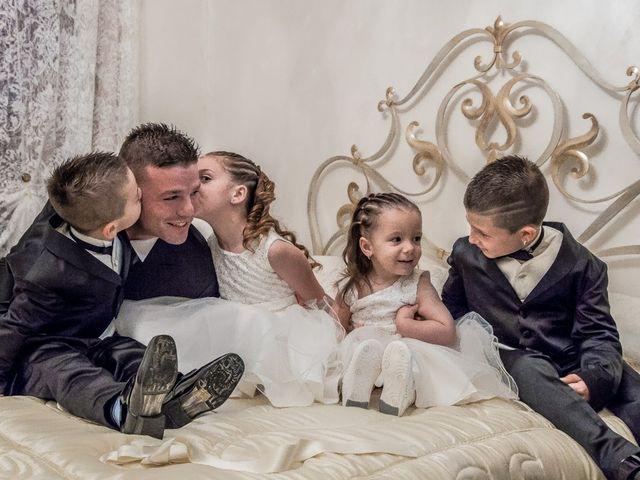 Il matrimonio di Salvatore e Eleonora a Tradate, Varese 17