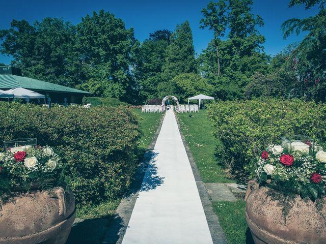 Il matrimonio di Salvatore e Eleonora a Tradate, Varese 20