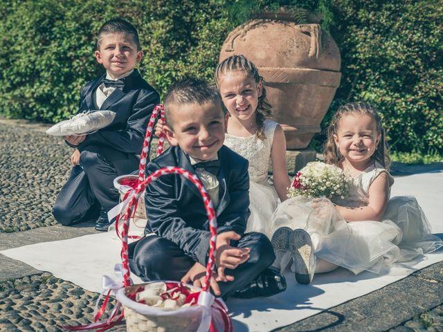 Il matrimonio di Salvatore e Eleonora a Tradate, Varese 23