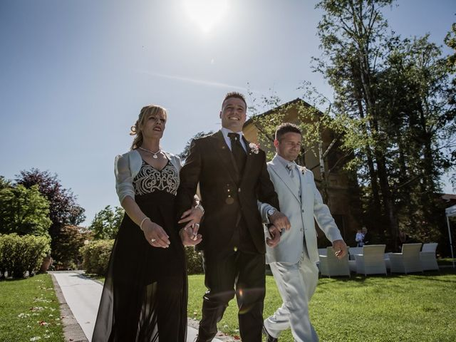 Il matrimonio di Salvatore e Eleonora a Tradate, Varese 24