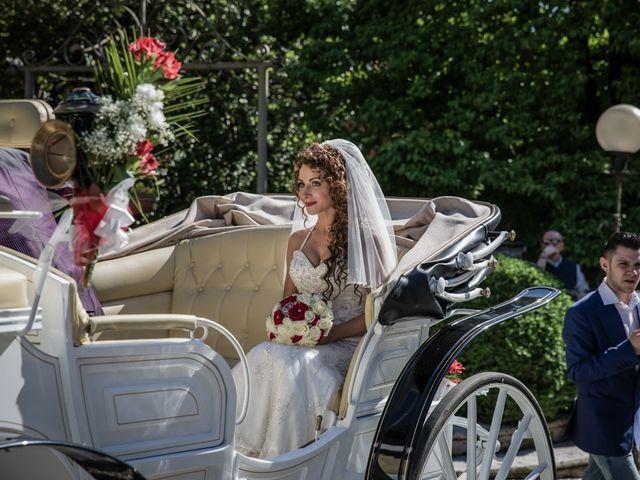 Il matrimonio di Salvatore e Eleonora a Tradate, Varese 25