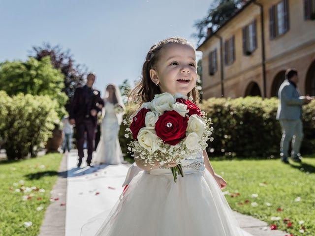 Il matrimonio di Salvatore e Eleonora a Tradate, Varese 1