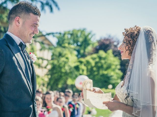 Il matrimonio di Salvatore e Eleonora a Tradate, Varese 32