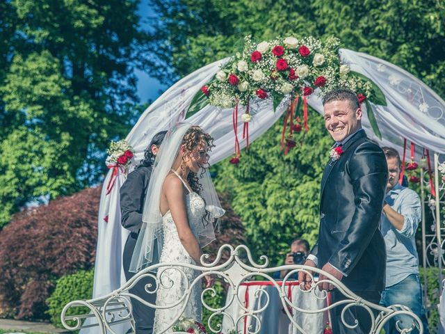 Il matrimonio di Salvatore e Eleonora a Tradate, Varese 33