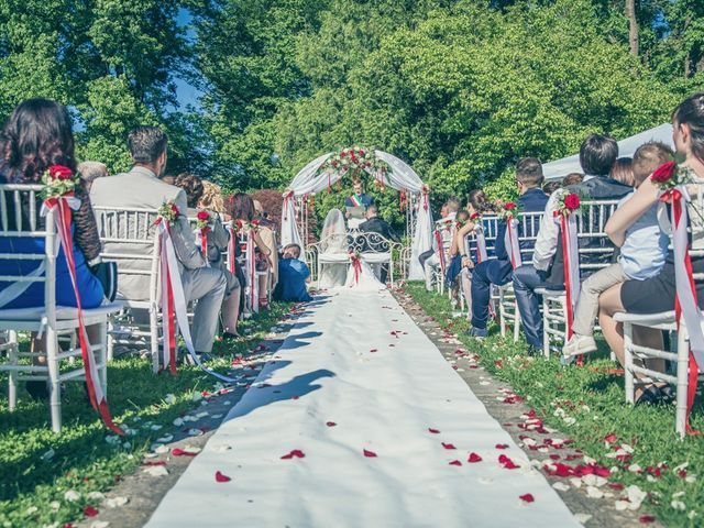 Il matrimonio di Salvatore e Eleonora a Tradate, Varese 34
