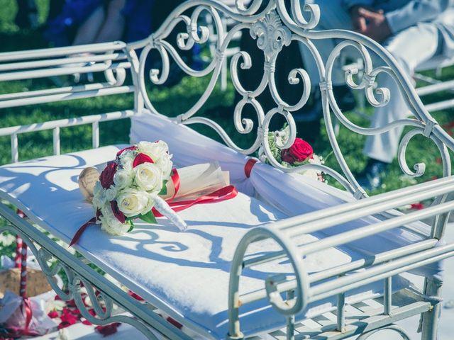 Il matrimonio di Salvatore e Eleonora a Tradate, Varese 35