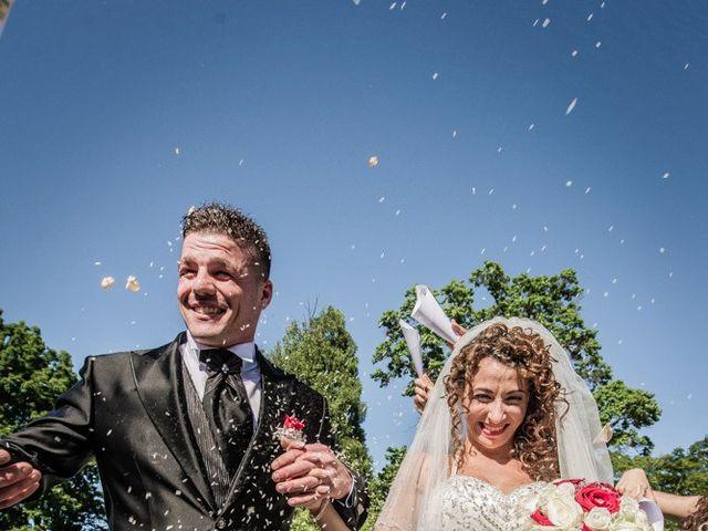 Il matrimonio di Salvatore e Eleonora a Tradate, Varese 39