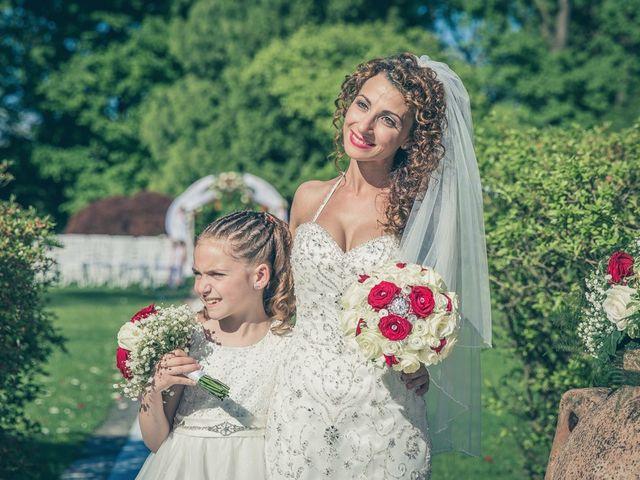 Il matrimonio di Salvatore e Eleonora a Tradate, Varese 40