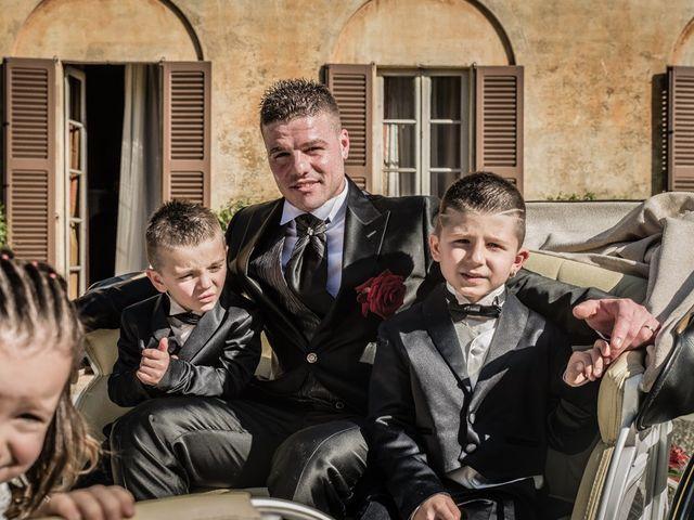 Il matrimonio di Salvatore e Eleonora a Tradate, Varese 46