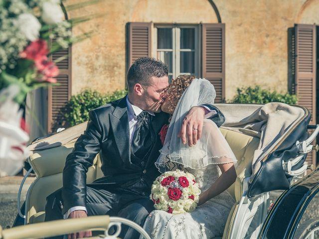 Il matrimonio di Salvatore e Eleonora a Tradate, Varese 48
