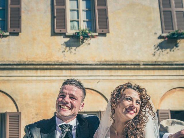 Il matrimonio di Salvatore e Eleonora a Tradate, Varese 49