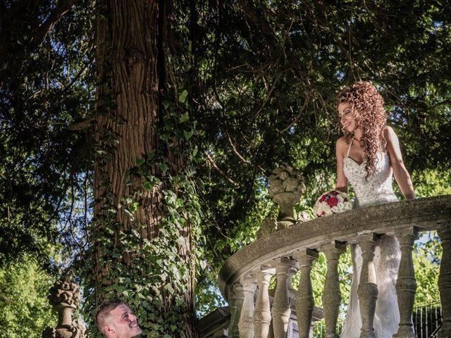 Il matrimonio di Salvatore e Eleonora a Tradate, Varese 61