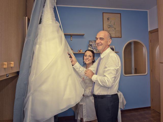 Il matrimonio di Manuel e Sara a Capriate San Gervasio, Bergamo 12