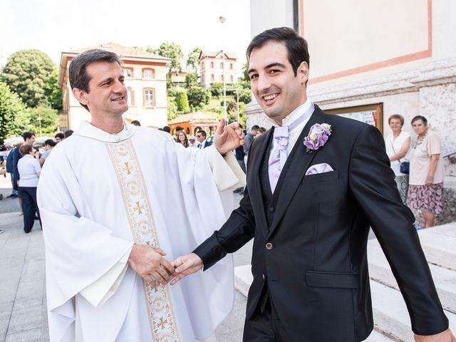 Il matrimonio di Manuel e Sara a Capriate San Gervasio, Bergamo 74