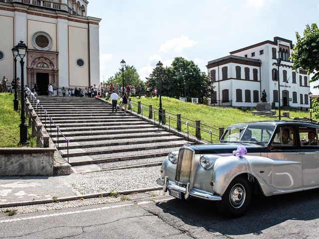 Il matrimonio di Manuel e Sara a Capriate San Gervasio, Bergamo 79