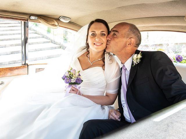 Il matrimonio di Manuel e Sara a Capriate San Gervasio, Bergamo 80