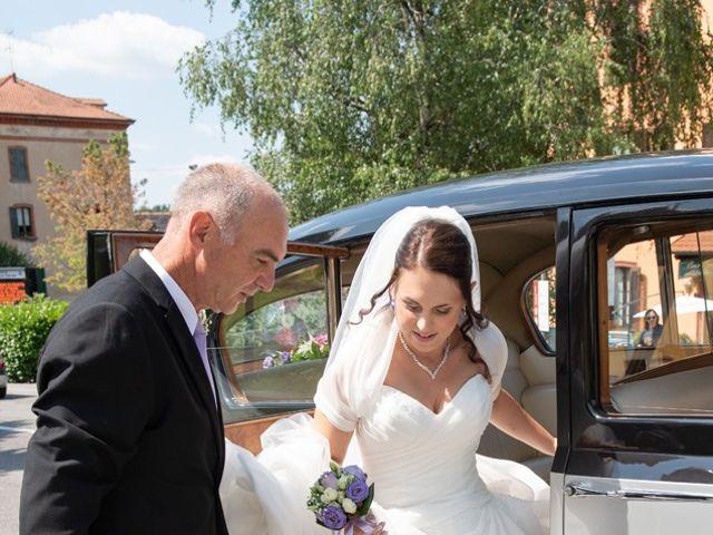 Il matrimonio di Manuel e Sara a Capriate San Gervasio, Bergamo 81