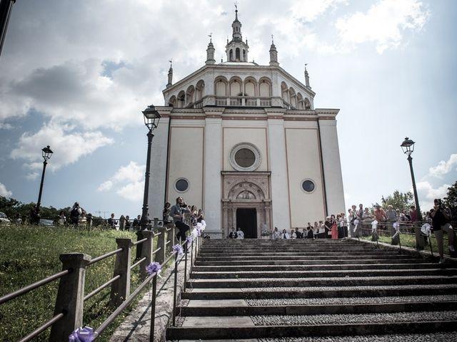 Il matrimonio di Manuel e Sara a Capriate San Gervasio, Bergamo 82