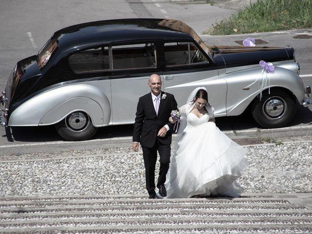 Il matrimonio di Manuel e Sara a Capriate San Gervasio, Bergamo 84