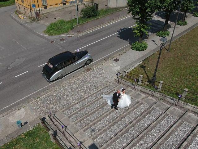 Il matrimonio di Manuel e Sara a Capriate San Gervasio, Bergamo 86