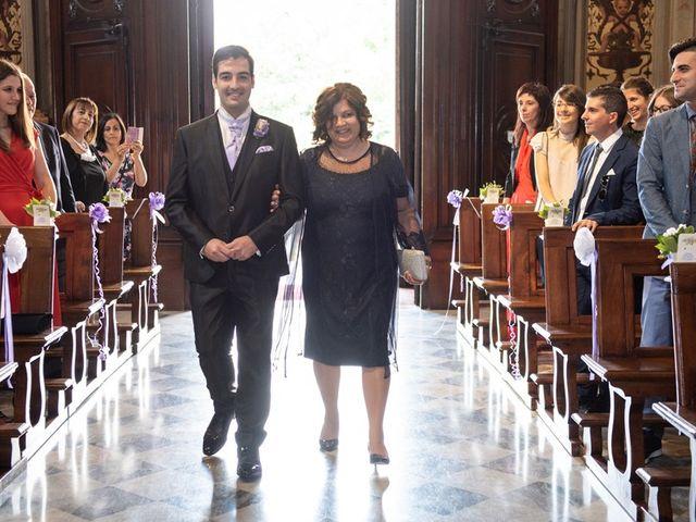 Il matrimonio di Manuel e Sara a Capriate San Gervasio, Bergamo 99