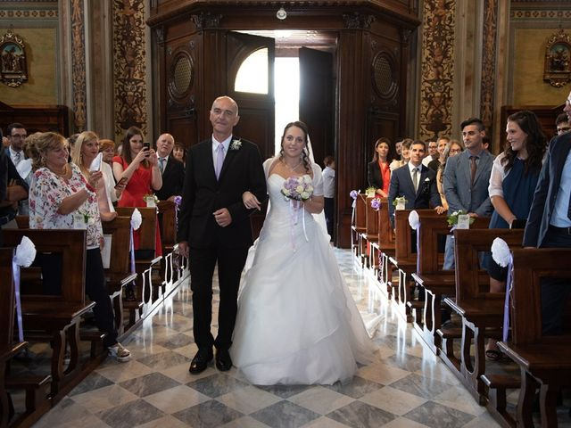Il matrimonio di Manuel e Sara a Capriate San Gervasio, Bergamo 100