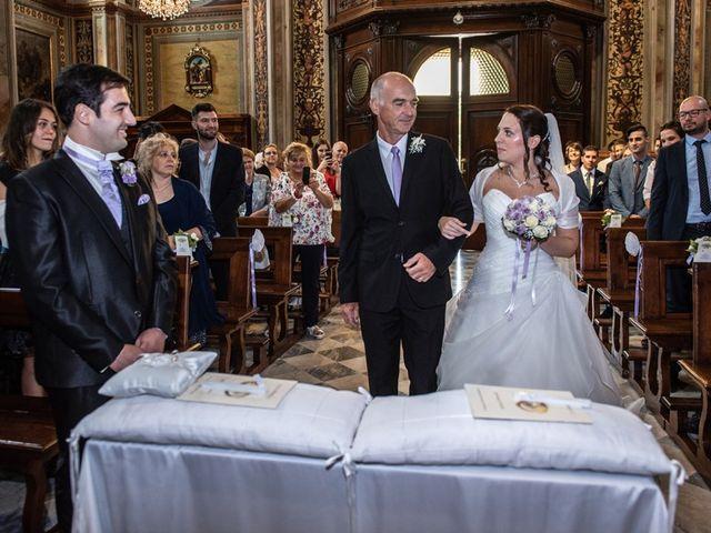 Il matrimonio di Manuel e Sara a Capriate San Gervasio, Bergamo 101