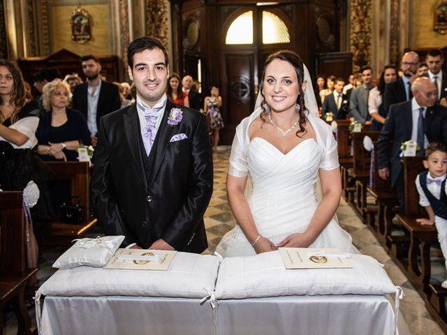 Il matrimonio di Manuel e Sara a Capriate San Gervasio, Bergamo 102
