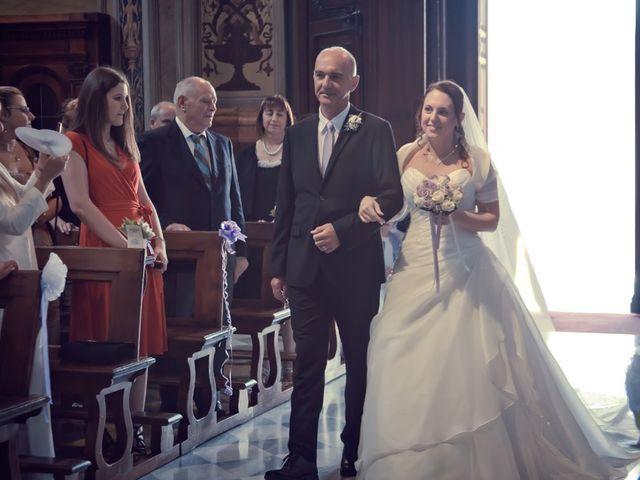 Il matrimonio di Manuel e Sara a Capriate San Gervasio, Bergamo 104