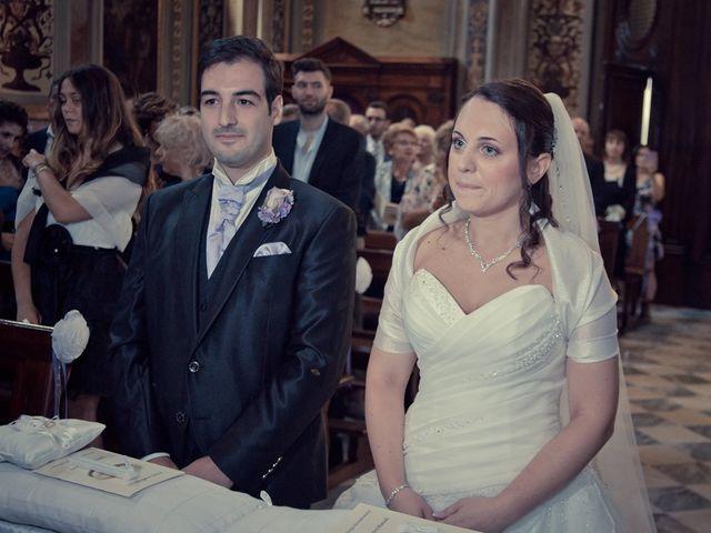 Il matrimonio di Manuel e Sara a Capriate San Gervasio, Bergamo 106