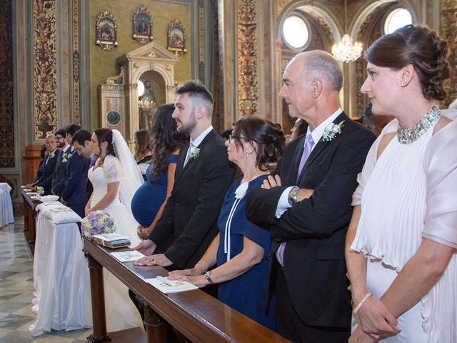 Il matrimonio di Manuel e Sara a Capriate San Gervasio, Bergamo 107