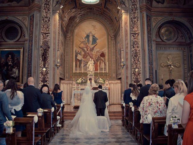 Il matrimonio di Manuel e Sara a Capriate San Gervasio, Bergamo 109